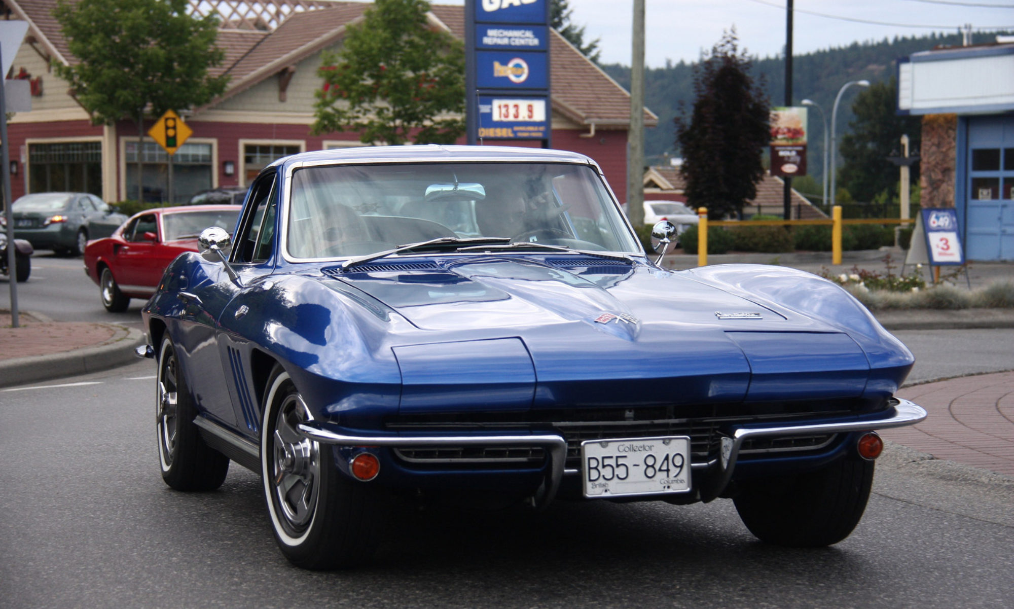 Ladysmith Show & Shine
