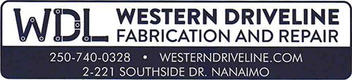 Western Drive Line